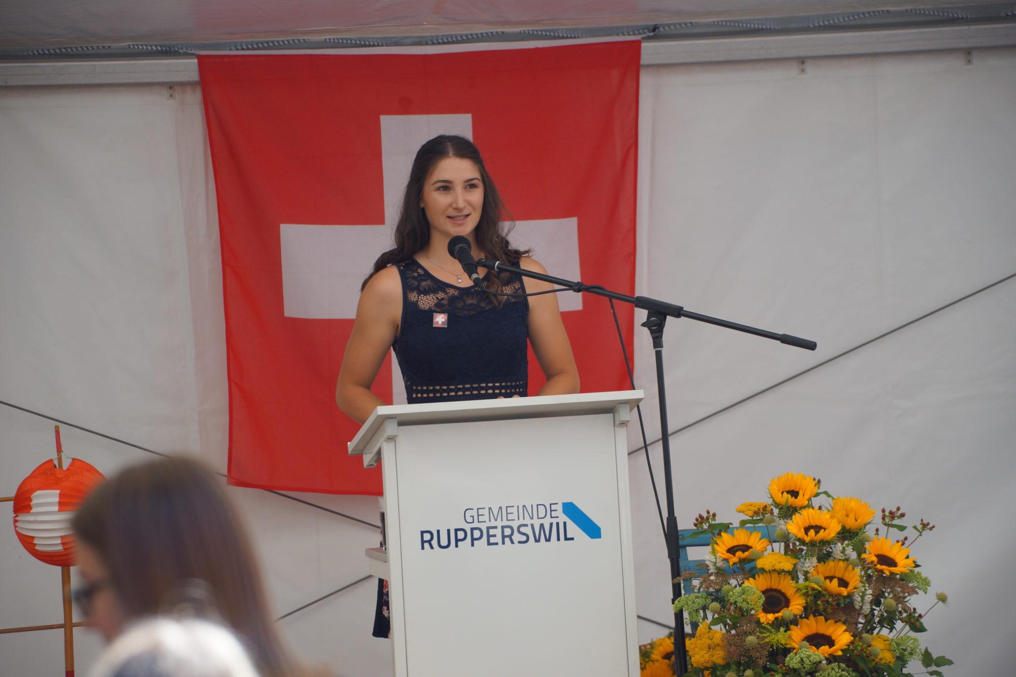 Bundesfeieransprache Rupperswil