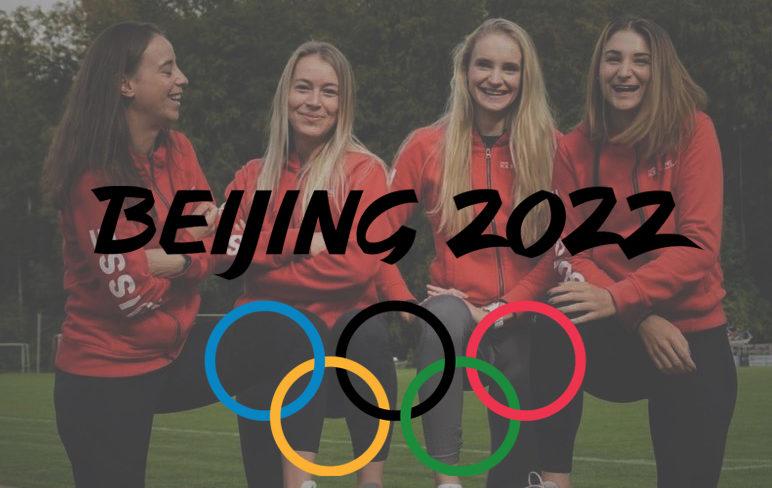 Startschuss der Olympiavorbereitung